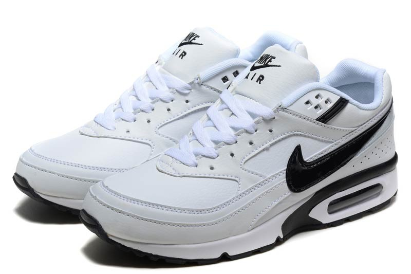 sale retailer 5d58d 41796 nike air max bw homme chaussures blanc noir 3004